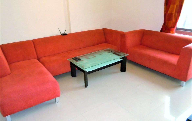 Vivid Two Bedroom Modern Apartment