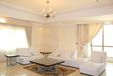 Alluring Three Bedroom Modern Apartment