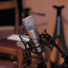 Studio microphone 2