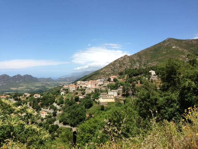 'Corsica: Coppi sun-tanning location for sure.'