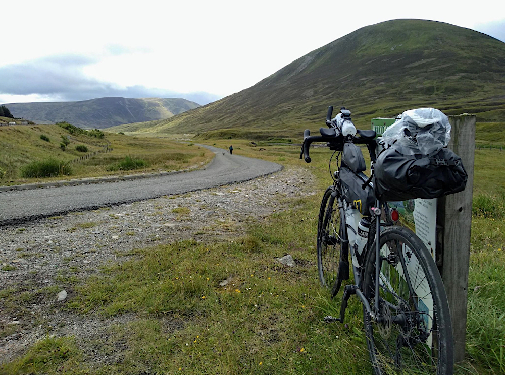 Jamie's LEJOG: What a day