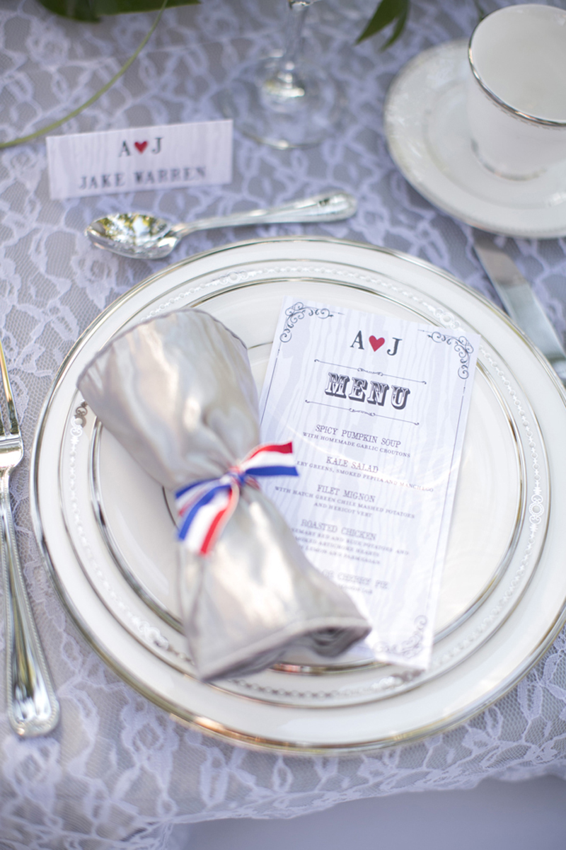 Election-Themed Wedding Style Shoot | barque & bite