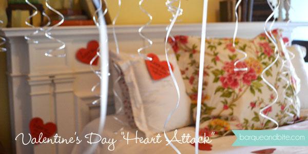 "Severe ""Heart Attack"" for Valentine's Day"