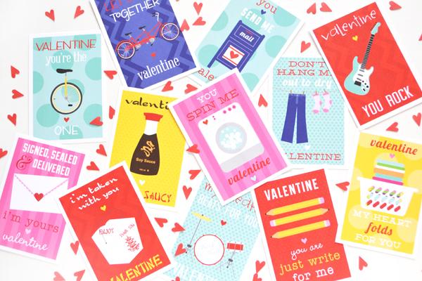 Punny Valentines