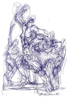 Laocoonte Giacometti