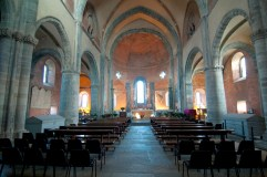 SacraSMichele--NAve Central Abadia