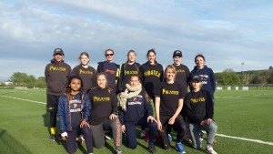 Softball féminin