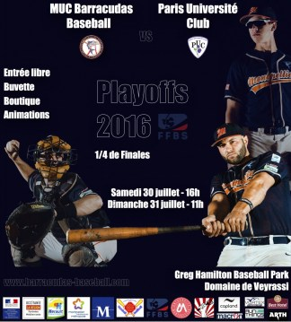 Playoffs 2016 - vs PUC