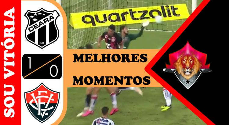 Ceará 1 x 0 Vitória
