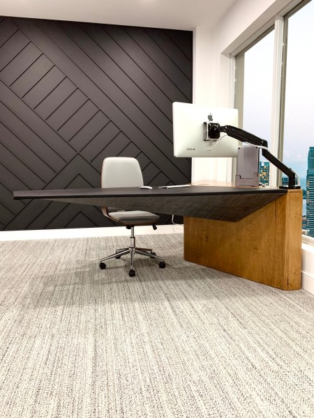 Floating Office Table