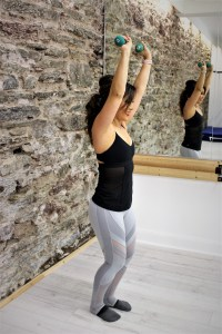 Barre Arms Workout
