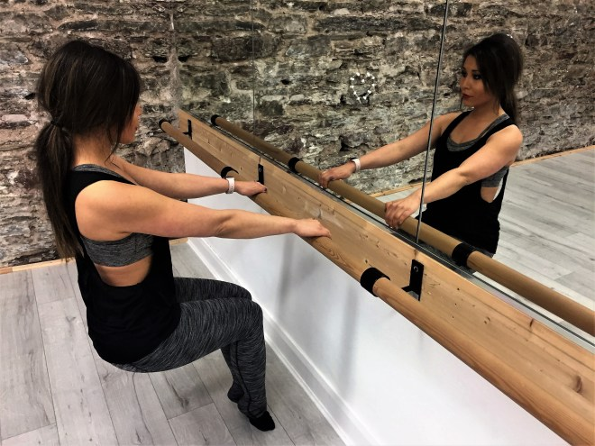 Grit and Mental Strength at the Barre