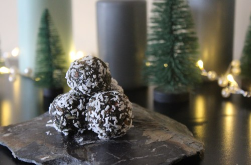 Positive Thinking - Spirulina Bliss Balls