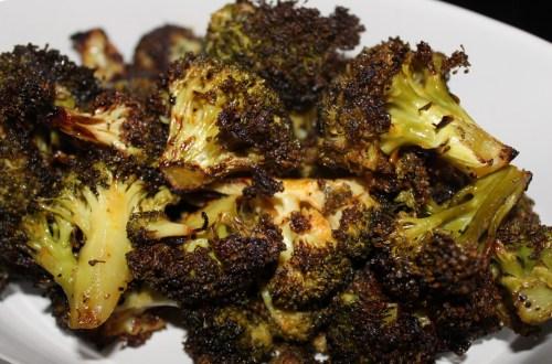 The Little Things - Whole30 Buffalo Broccoli