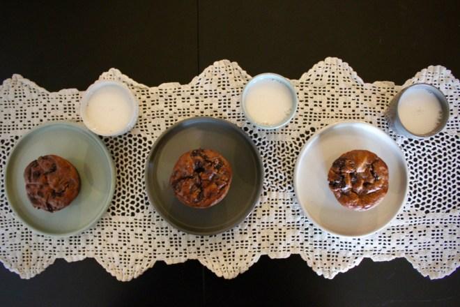 Choosing the Bigger Life - Paleo Almond Butter Blender Muffins