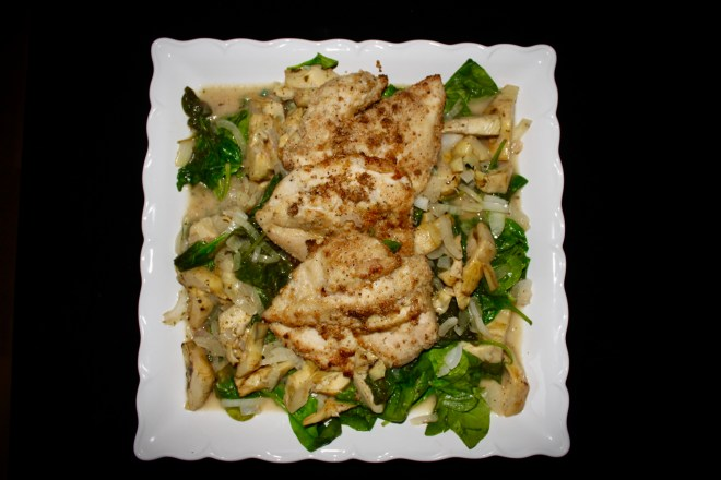 Whole30 Lemon Artichoke Chicken