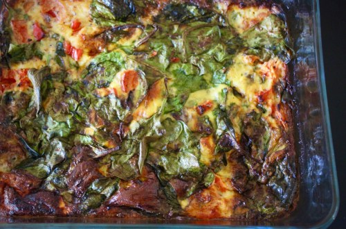 Significance of Now - Fiesta Frittata