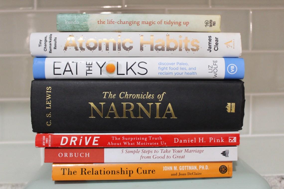 Read - December + January
