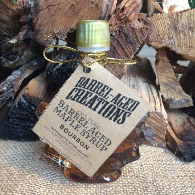 bourbon-barrel-aged-maple-syrup-barrel-aged-creations-grade-a-maple-syrup-dark-amber-bourbon-maple-syrup-bourbon-syrup-bourbon-inspired-gourmet-food-tag-leaf-wedding-favor-gift-flight-bottle