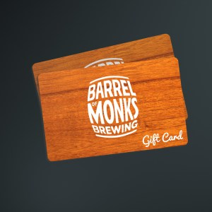 Barrel of Monks Gift Card
