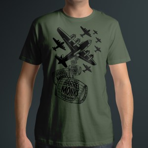 Barrel of Monks BOMB Squad T-shirt