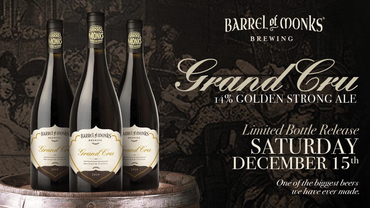 Very Special Annual Release: Grand Cru 2018