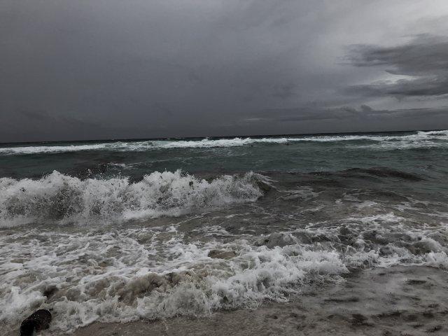 perhaps the sea