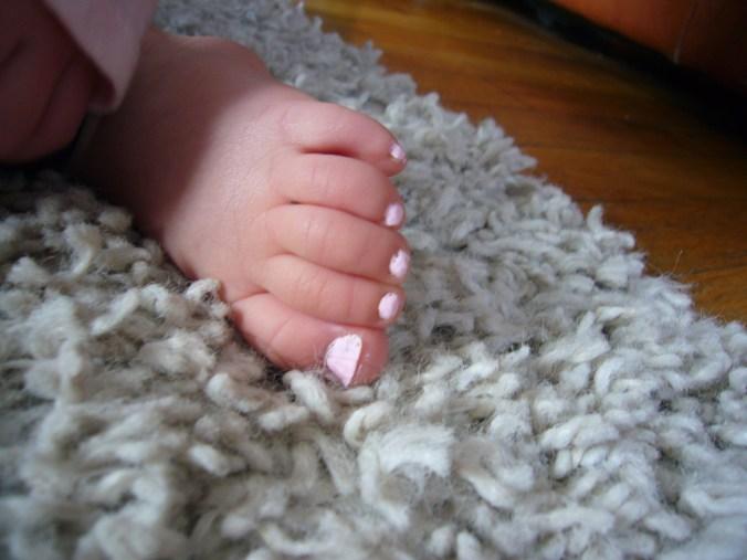 selah toenail 2