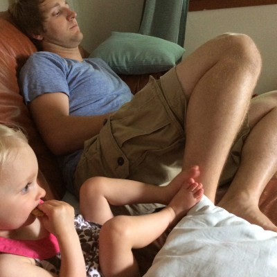 You Know He's A Good Dad When…