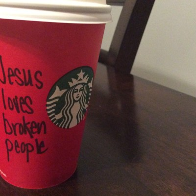 Red Cups Redeemed, Thank You Starbucks