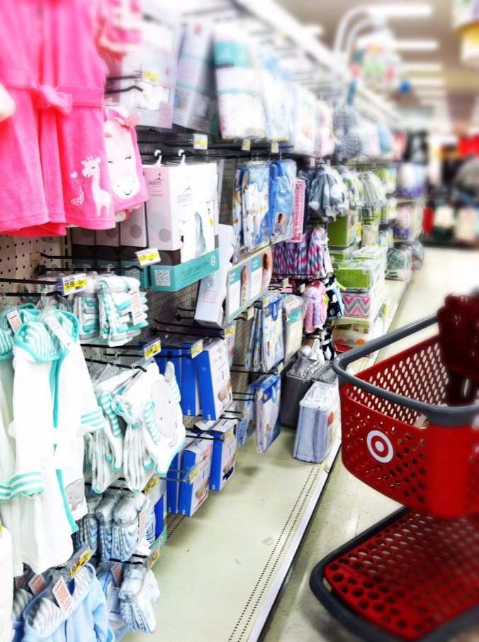 baby aisle target