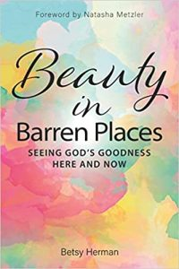 Beauty in Barren Places book