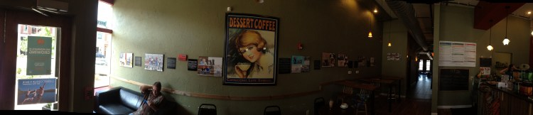 Courageous Love Gallery at Big Momma's Coffee House (Missouri)