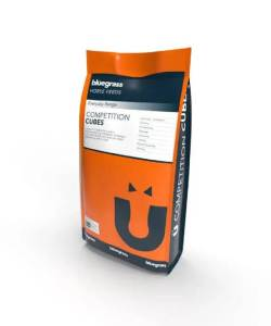 Bag of Bluegrass-competition mix horse feed