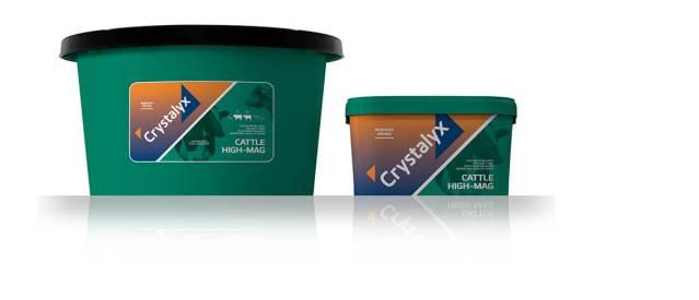 Bucket of Cyystalyx Cattle High-Mag