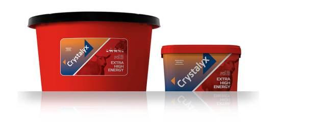 Crystalyx Extra High Energy
