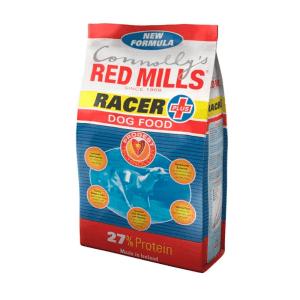 Bag of Redmills Racer Dog Food