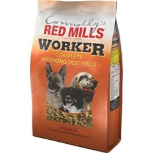 Bag of Redmills Worker dog food