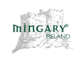Logo for mingary grass seed