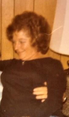 Marilyn Brinson in 1977