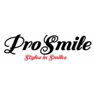 PromSmile written in cursive text