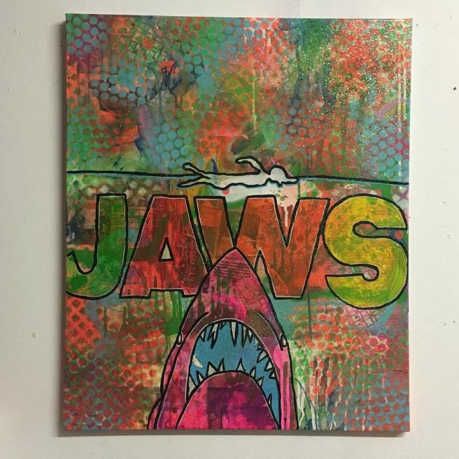 No Fishing by Barrie J Davies 2016