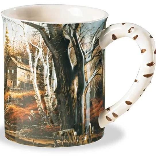Backwoods Cabin Mug