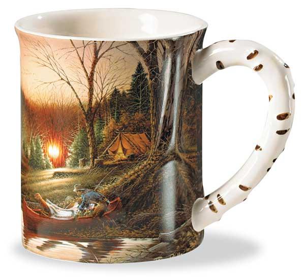 Barrier Bay Resort Collector Mug - Morning Solitude