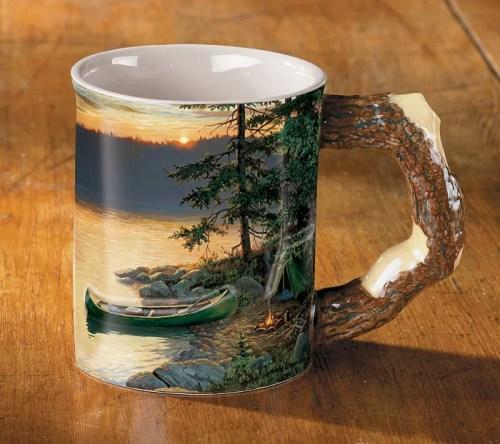 Barrier Bay Collector Mug - Summer Sunrise
