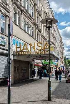 Hansa - Theater in Hamburg St. Georg