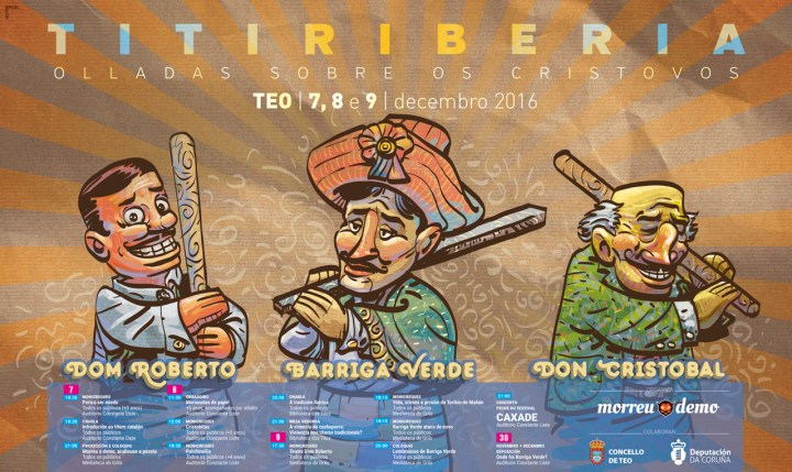 Cartaz TITIRIBERIA 2016