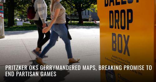 JB Gerrymandering