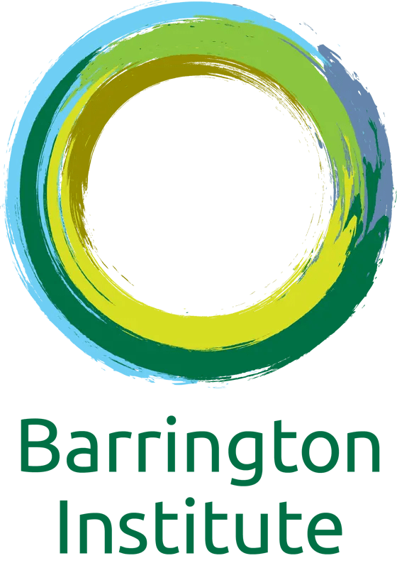 Barrington Institute logo