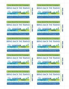 Barrington Institute Train Campaign 2014 Cards-front